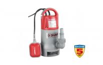 Насос универсальный для чистой и грязной воды ЗНПГ-550